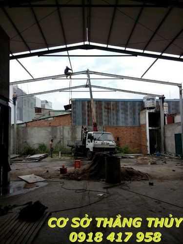 nơi bán khung xưởng sắt cũ ở Củ Chi